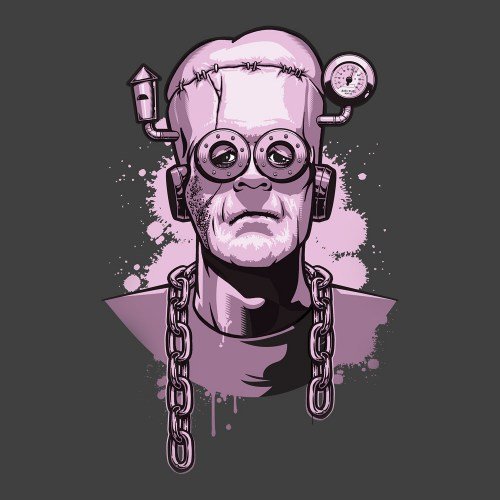 Frankenberry's Monster Frankenstein Cereal T-Shirt