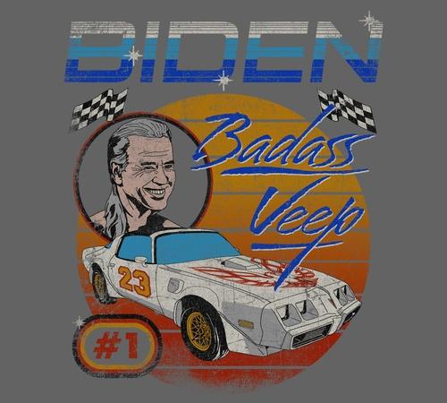Joe Biden Badass Veep T-Shirt