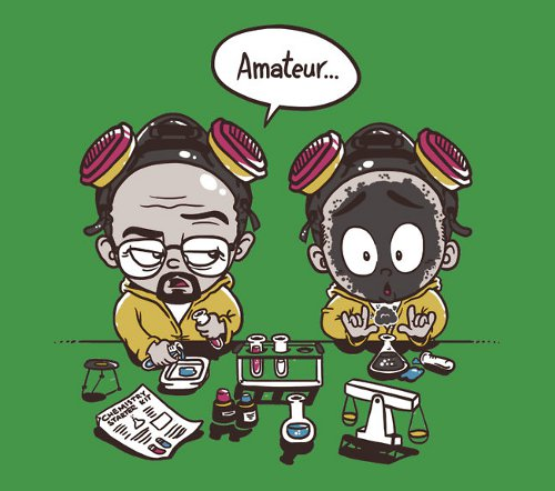 My First Science Kit Breaking Bad T-Shirt