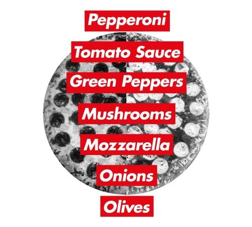 Pizza Supreme T-Shirt