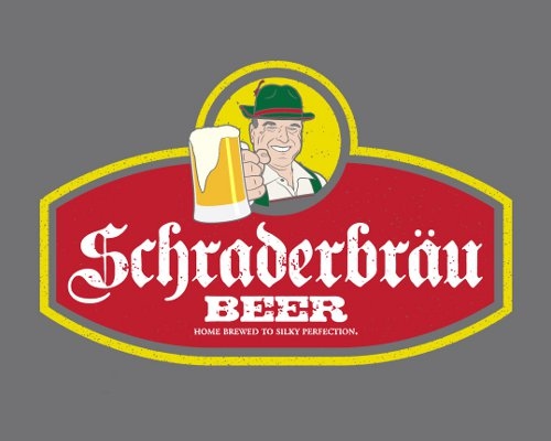 Schraderbrau Breaking Bad Beer T-Shirt