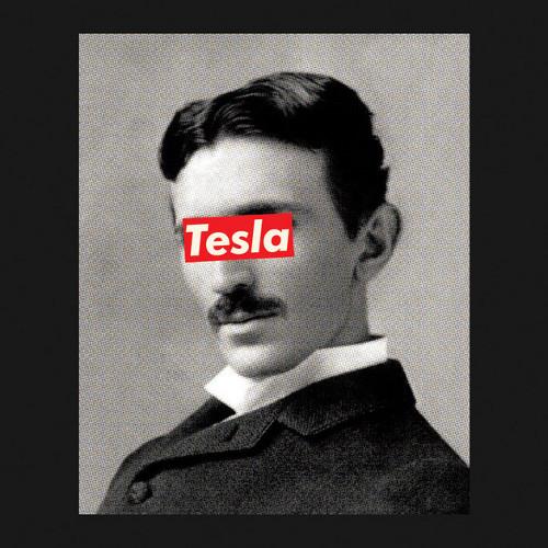 Nikola Tesla Supreme Photo T-Shirt