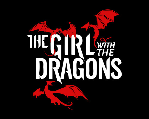 Girl With The Dragons Game of Thrones T-Shirt