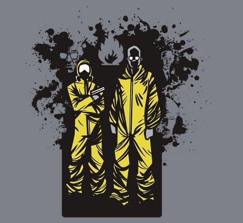 Those Yellow Bastards Breaking Bad T-Shirt