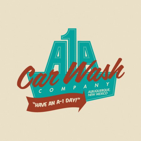 A1A Car Wash Breaking Bad T-Shirt