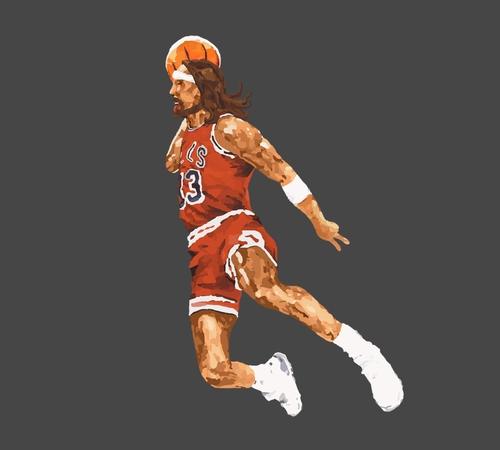 Air Jesus Michael Jordan T-Shirt
