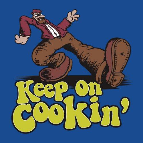 Keep on Cookin Breaking Bad Truckin T-Shirt