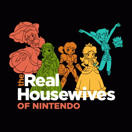 Real Housewives of Nintendo T-Shirt