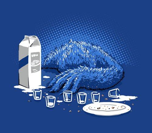 Cookie Monster Binge T-Shirt