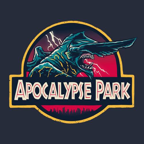 Apocalypse Jurassic Park Pacific Rim T-Shirt