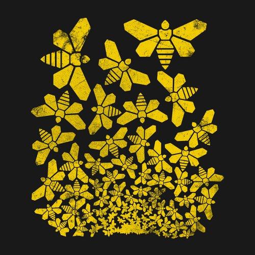 Breaking Bad MC Escher Meth Bees T-Shirt