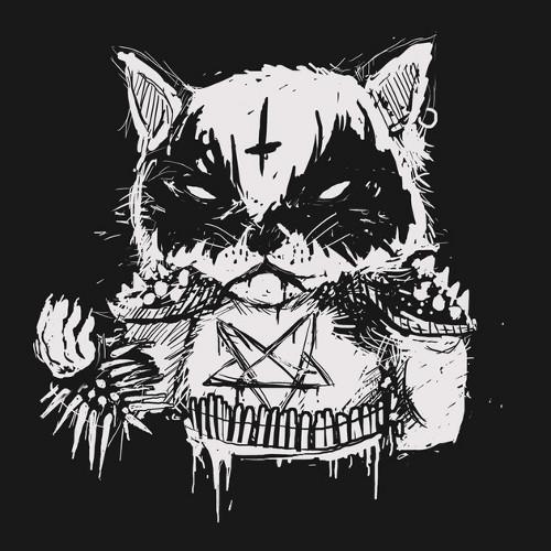 Death Metal Cat T-Shirt