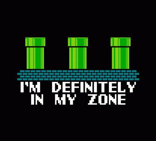 Super Mario Tubes In My Warp Zone T-Shirt