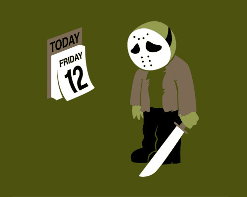 Friday the 12th 13th Jason T-Shirt