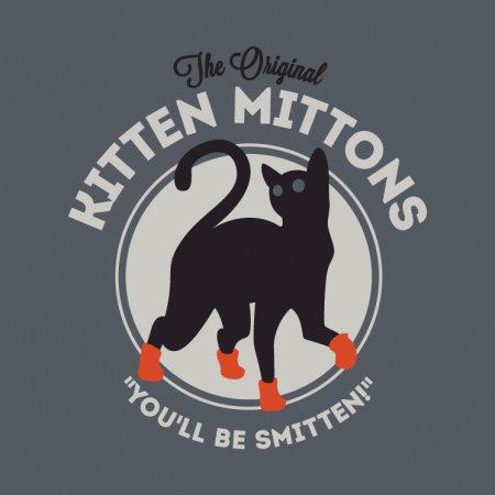 Kitten Mittons Always Sunny in Philadelphia T-Shirt