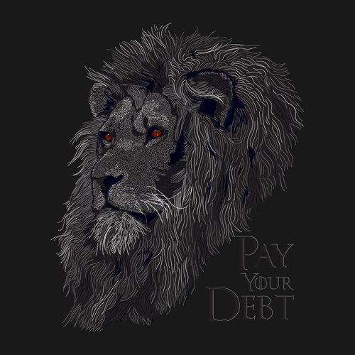 Pay Your Debt Lannister Lion Game of Thrones T-Shirt