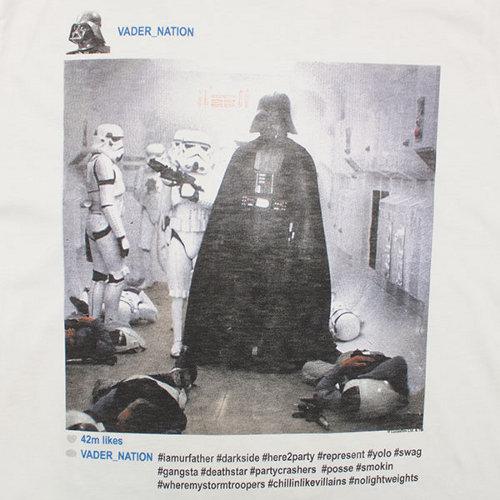 Darth Vader Instagram Star Wars T-Shirt