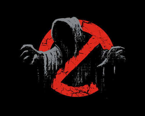 Ringwraith Ghostbusters Lord of the Rings Hobbit T-Shirt