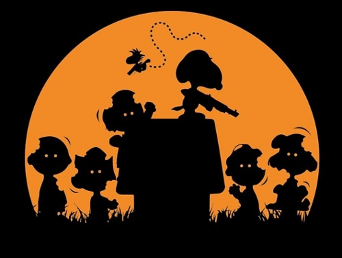Charlie Brown Snoopy Zombie Peanuts T-Shirt
