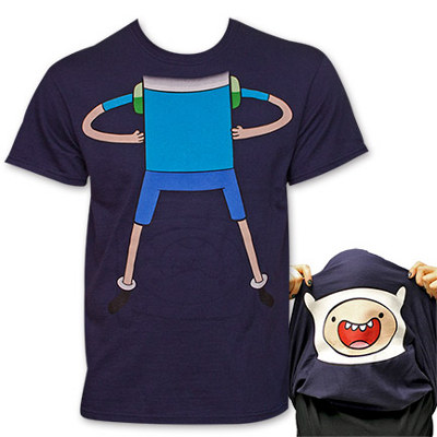 Finn Flip-Up T-Shirt In Action