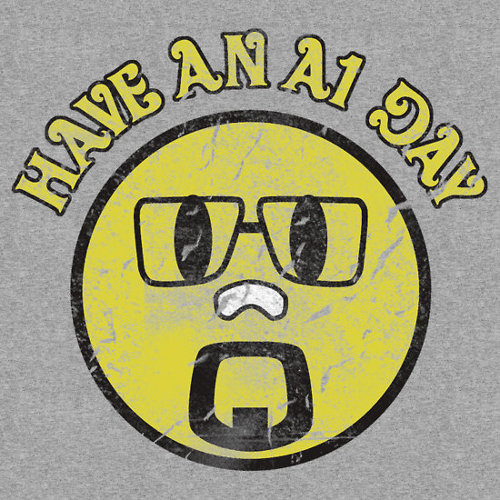 A1 Day Walter White Smiley Breaking Bad T-Shirt