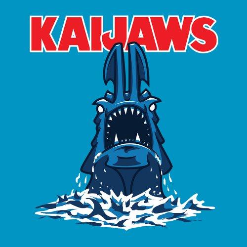 Kaiju Jaws Pacific Rim T-Shirt