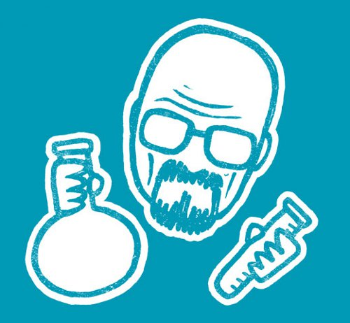 Let's Cook Walter White Breaking Bad T-Shirt