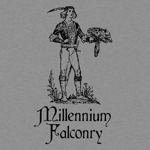 Millennium Falconry Star Wars T-Shirt