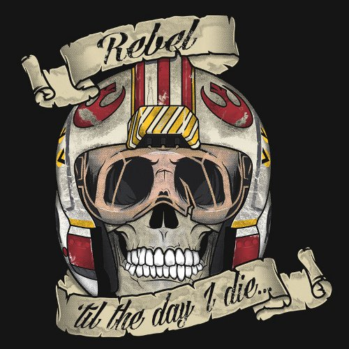 Star Wars Rebel For Life T-Shirt