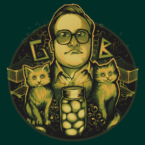 Green Bastard Bubbles Trailer Park Boys T-Shirt