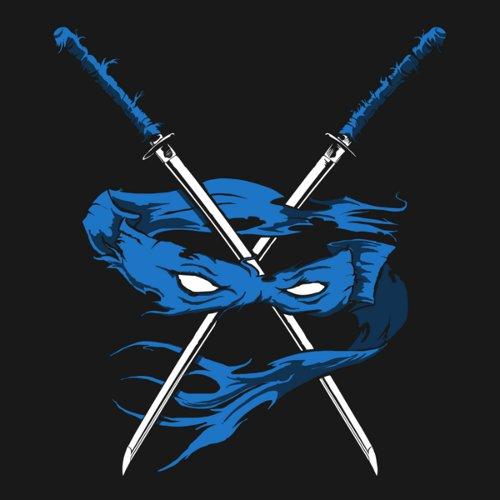 Minimal Leonardo Sword...