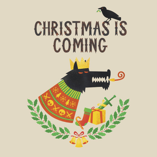 Christmas Is Coming Game of Thrones T-Shirt