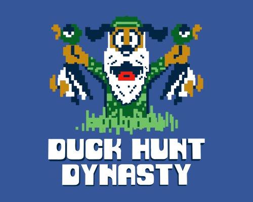 Duck Hunt Duck Dynasty T-Shirt