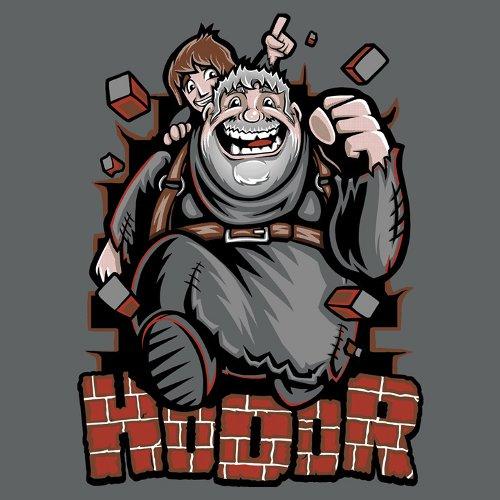 Incredible Hodor Game of Thrones T-Shirt