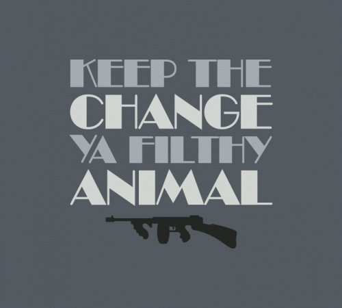 Keep The Change Ya Filthy Animal Home Alone T-Shirt