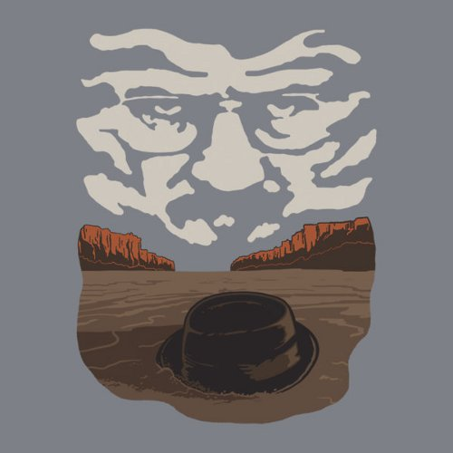 Ozymandias Heisenberg Hat Breaking Bad T-Shirt