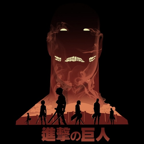 Attack on Titan Protect The Wall T-Shirt