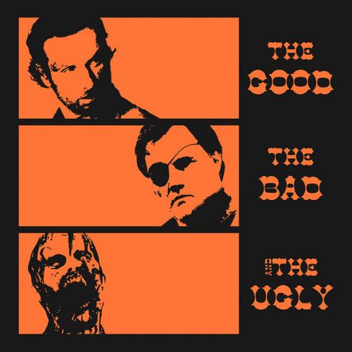 Walking Dead Good Bad Ugly T-Shirt