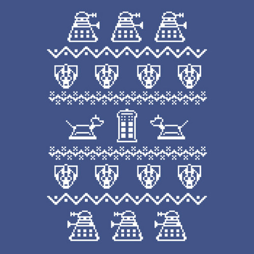 Timey Wimey Doctor Who Sweater T-Shirt