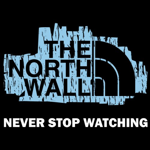 North Wall Face Game of Thrones T-Shirt