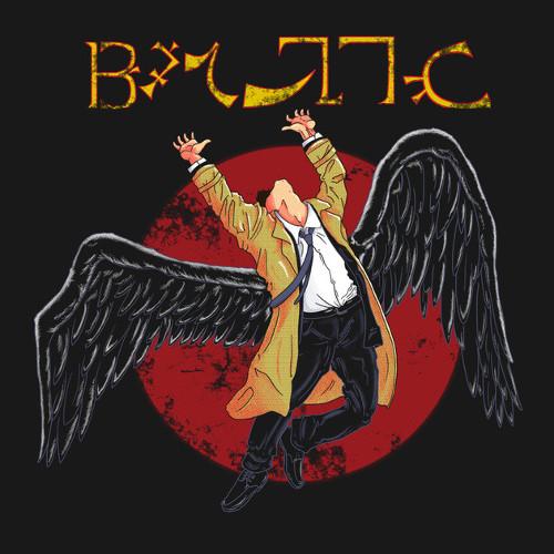 Castiel Led Zeppelin Angel Supernatural T-Shirt