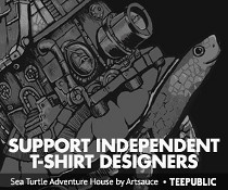 Support Independent T-Shirt Designers