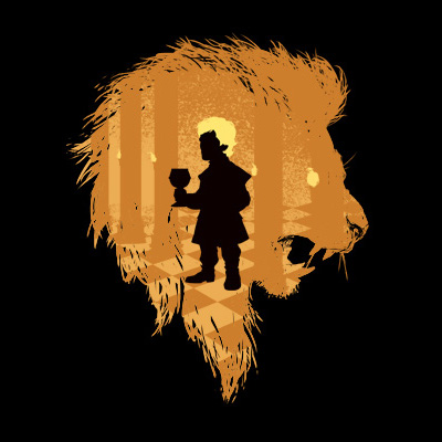 The Lion Lannister Game of Thrones T-Shirt