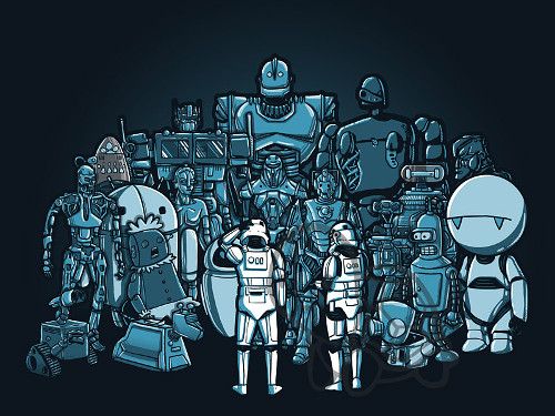 Stormtroopers Not The Droids We're Looking For Funny Star Wars T-Shirt