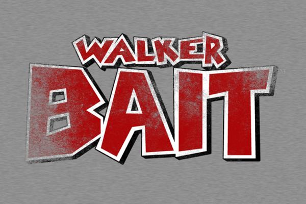 Walker Bait Walking Dead Funny T-Shirt