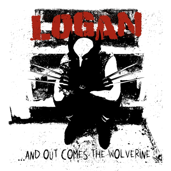 Wolverine Rancid Logan Wolves X-Men T-Shirt