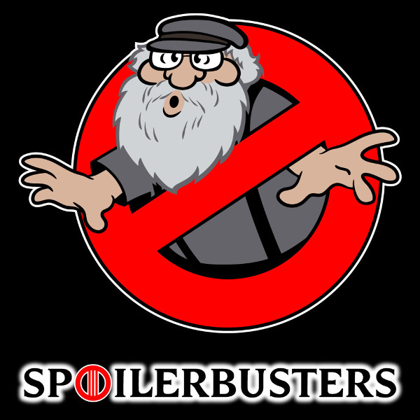 Spoilerbusters Game of Thrones Spoiler Ghostbusters George RR Martin Funny T-Shirt