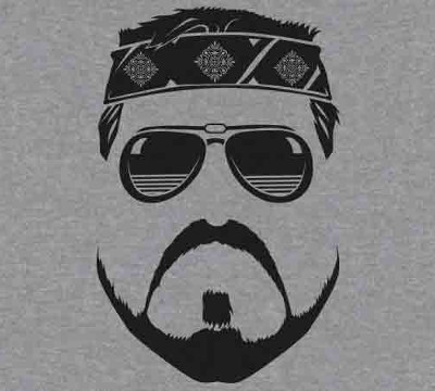 World of Pain Walter Face The Big Lebowski T-Shirt