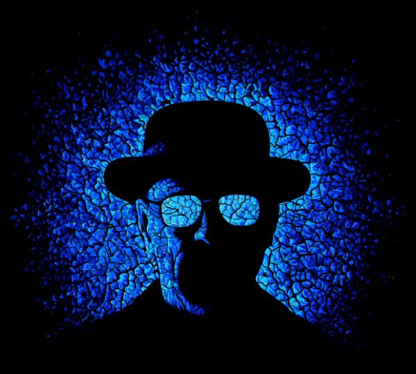 Heisenberg Baby Blue Face Breaking Bad T-Shirt