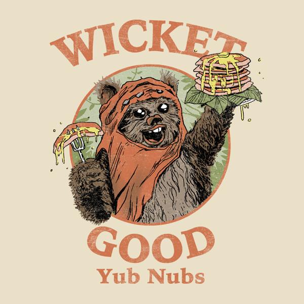 Wicket Good Yub Nubs Ewok Star Wars T-Shirt